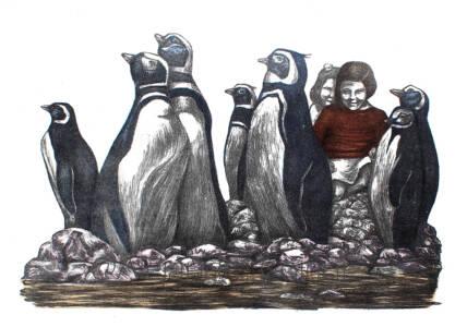 Entre Pingüinos