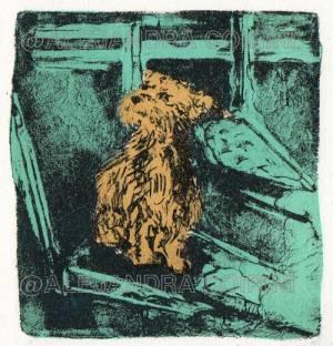 El Bosvo en la escalera