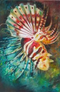 colores del fondo del mar