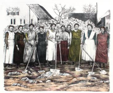 Recogiendo Escombros