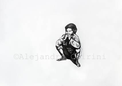 Retrato de la Infancia, Pablo