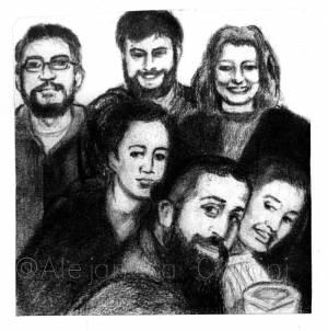 Retratos Del Festejo 9
