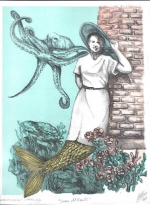 Sirena del Rosal 1