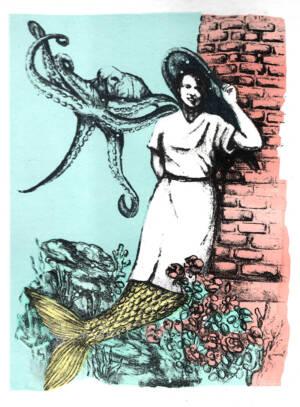 Sirena del Rosal