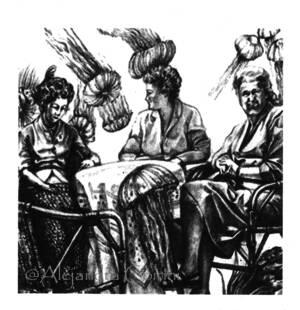 Tomando el te entre Medusas