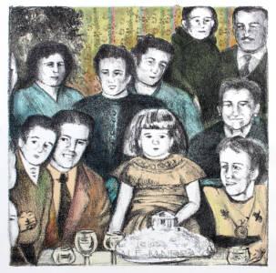 Torta de Crema